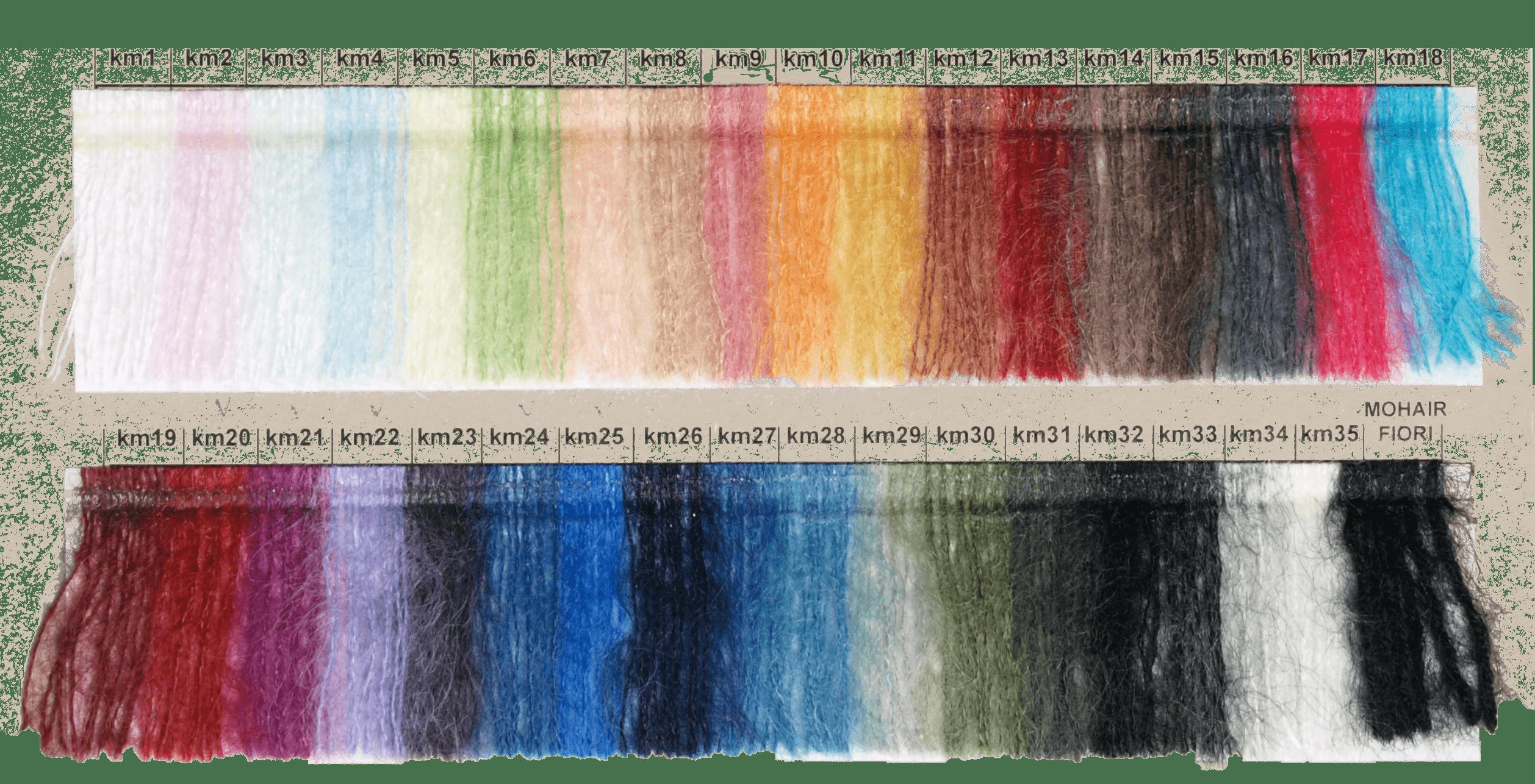 Kid-mohair-farvekort